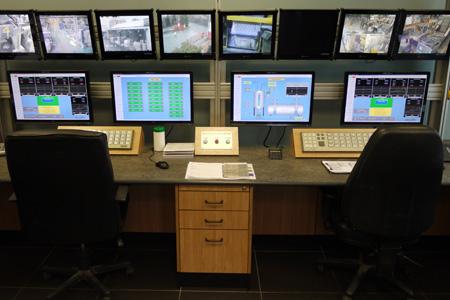 Process Control Furniture