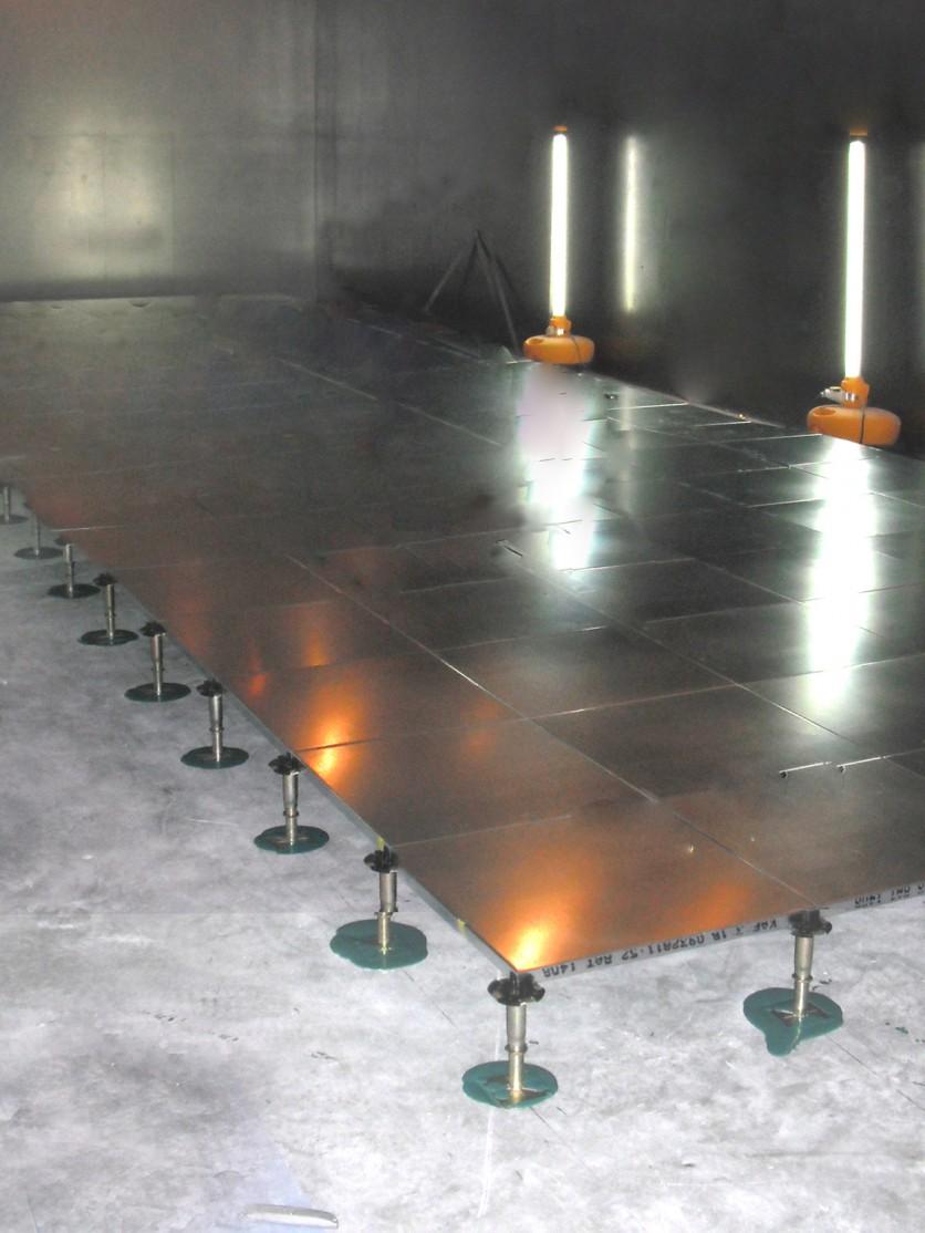 Raised Flooring Installation