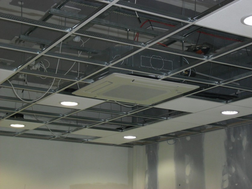 Suspended Ceilings Intech Solutions