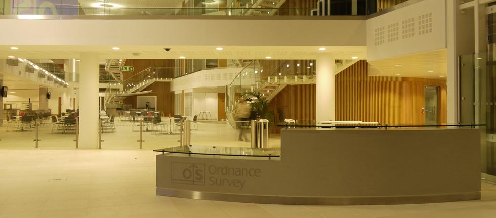 Ordnance Survey Intech Solutions