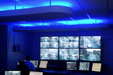 Control Room Installation Services Intech Solutions